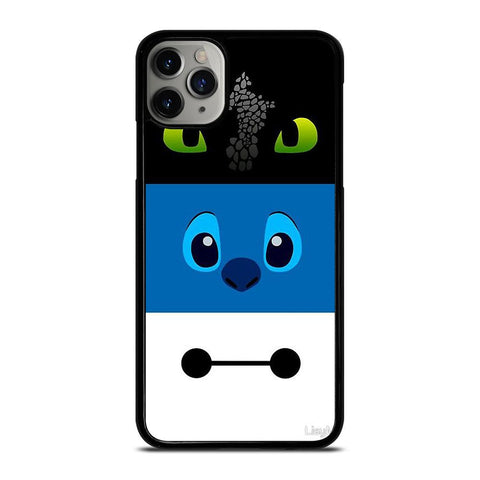 TOOTHLESS STITCH BAYMAX-iphone-11-pro-max-case-cover