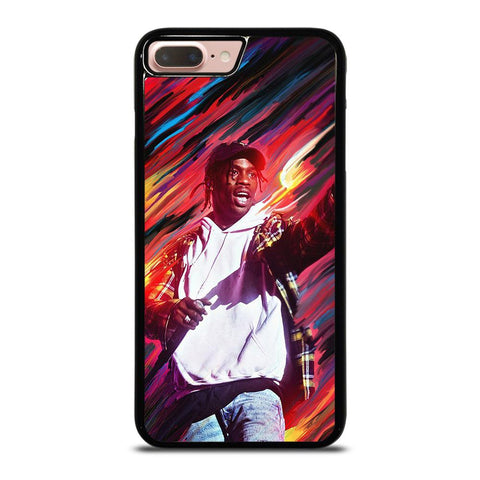 TRAVIS SCOTT ART 2-iphone-8-plus-case-cover