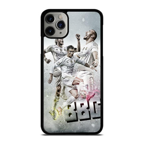 TRIO BBC REAL MADRID-iphone-11-pro-max-case-cover