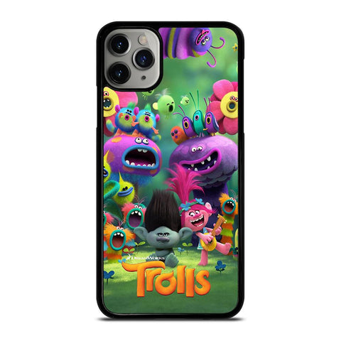 TROLLS CARTOON-iphone-11-pro-max-case-cover