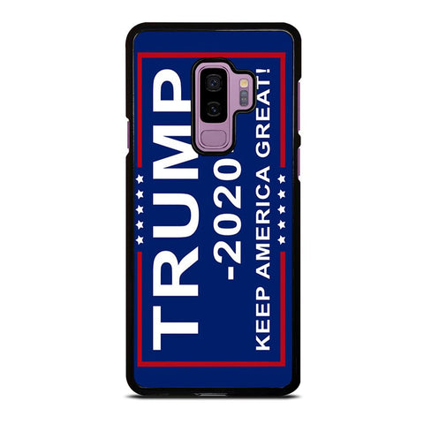 TRUMP 2020 Samsung Galaxy S9 Plus Case Cover