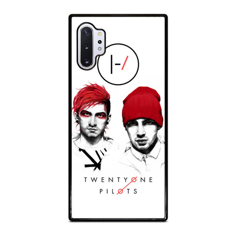 TWENTY ONE PILOTS DUO Samsung Galaxy Note 10 Plus Case Cover