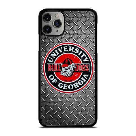 UGA GEORGIA BULLDOGS UNIVERSITY-iphone-11-pro-max-case-cover