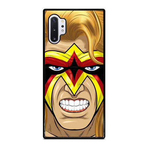 ULTIMATE WARRIOR FACE PAINT Samsung Galaxy Note 10 Plus Case Cover