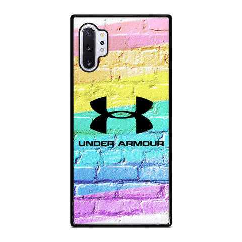UNDER ARMOUR COLORED BRICK Samsung Galaxy Note 10 Plus Case Cover