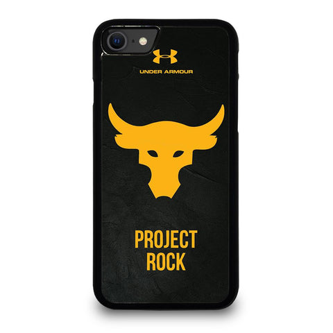 UNDER ARMOUR PROJECT ROCK iPhone SE 2020 Case Cover