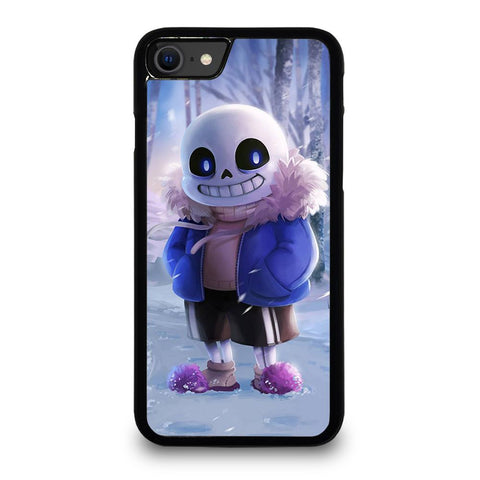 UNDERTALE SANS CUTE iPhone SE 2020 Case Cover
