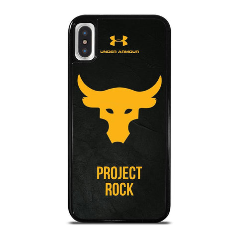UNDER ARMOUR PROJECT ROCK-iphone-x-case-cover