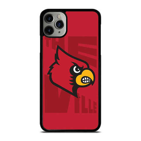 UNIVERSITY OF LOUISVILLE CARDINALS-iphone-11-pro-max-case-cover