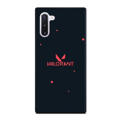 VALORANT RIOT GAMES LOGO 2 Samsung Galaxy Note 10 Case Cover