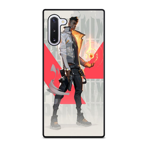 VALORANT RIOT GAMES PHOENIX Samsung Galaxy Note 10 Case Cover