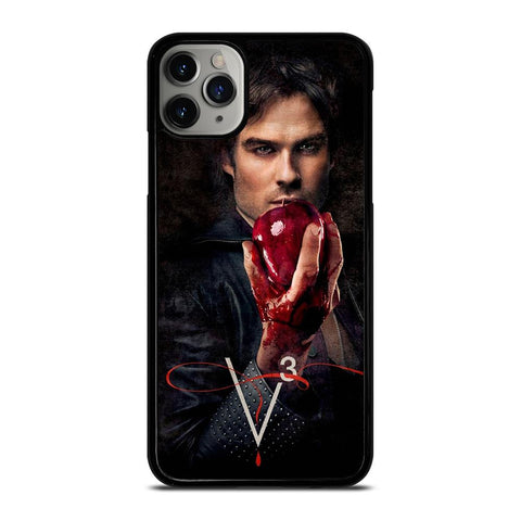 VAMPIRE DIARIES IAN SOMERHALDER-iphone-11-pro-max-case-cover