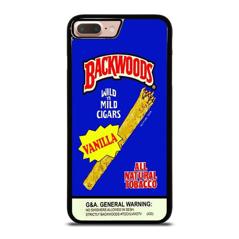 VANILLA BACKWOODS CIGARS-iphone-8-plus-case-cover