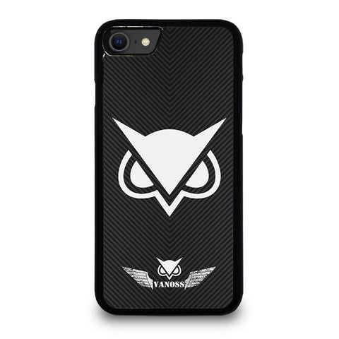 VANOS LIMITED CARBON iPhone SE 2020 Case Cover