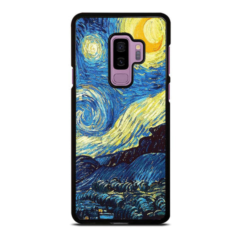 VAN GOGH STARRY NIGHT Samsung Galaxy S9 Plus Case Cover