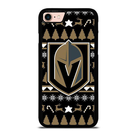 VEGAS GOLDEN KNIGHTS LOGO-iphone-8-case-cover