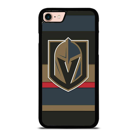 VEGAS GOLDEN KNIGHTS STRIPE-iphone-8-case-cover