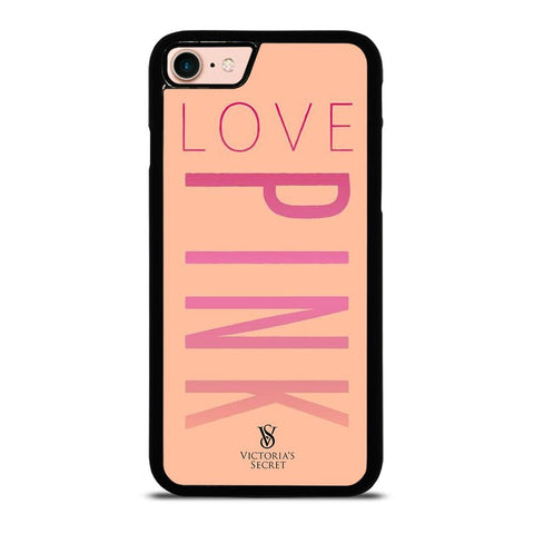 VICTORIA S SECRET LOVE PINK-iphone-8-case-cover