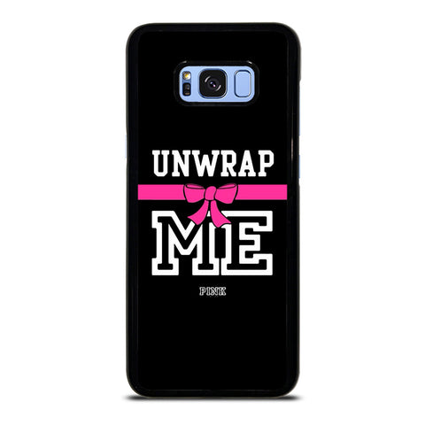 VICTORIA'S SECRET PINK UNWRAP ME Samsung Galaxy S8 Plus Case Cover