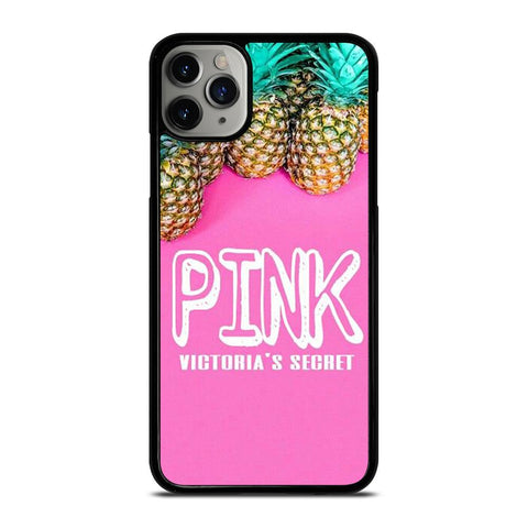 VICTORIA'S SECRET PINK PINEAPPLE-iphone-11-pro-max-case-cover