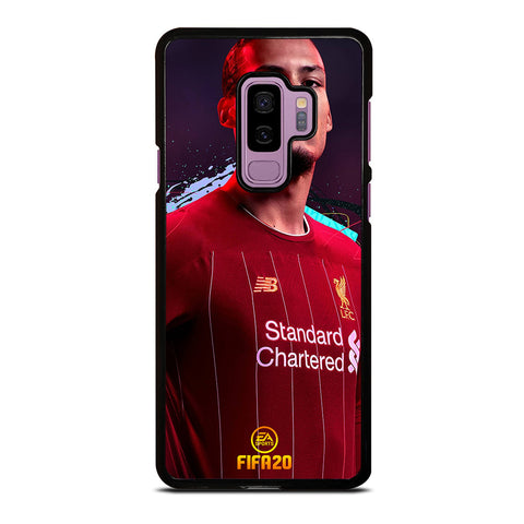 VIRGIL VAN DIJK LIVERPOOL FIFA 2020 Samsung Galaxy S9 Plus Case Cover