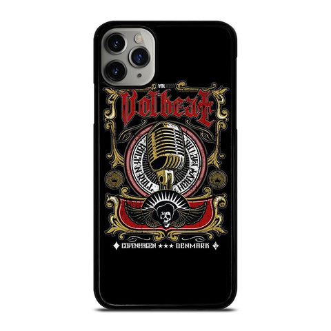 VOLBEAT HEAVY METAL NEW LOGO-iphone-11-pro-max-case-cover