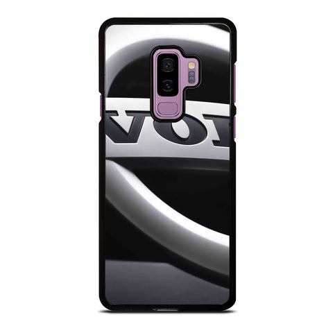 VOLVO METAL LOGO Samsung Galaxy S9 Plus Case Cover
