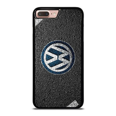 VW LOGO ROAD-iphone-8-plus-case-cover