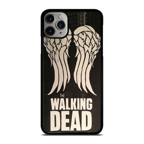 WALKING DEAD DARYL DIXON WINGS-iphone-11-pro-max-case-cover