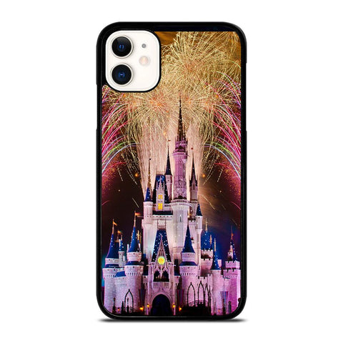 WALT DISNEY CASTLE-iphone-11-case-cover