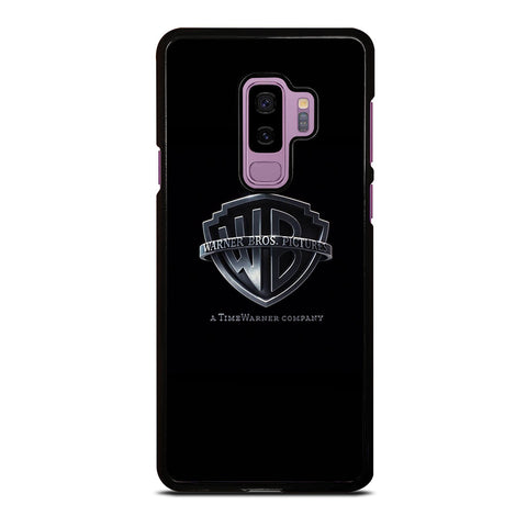 WARNER BROSS PICTURES METAL LOGO Samsung Galaxy S9 Plus Case Cover