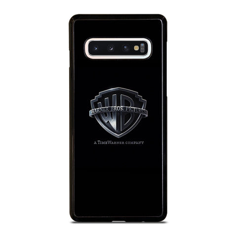 WARNER BROSS PICTURES METAL LOGO Samsung Galaxy S10 Case Cover
