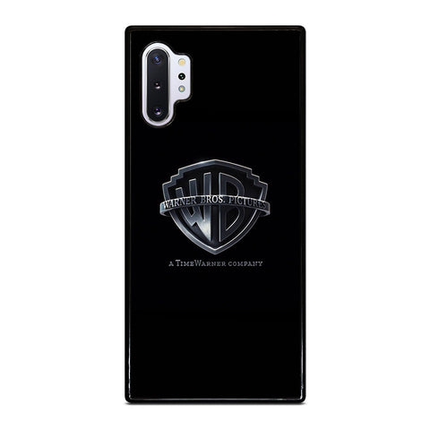 WARNER BROSS PICTURES METAL LOGO Samsung Galaxy Note 10 Plus Case Cover