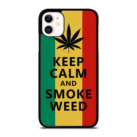 WEED MARIJUANA QUOTES-iphone-11-case-cover