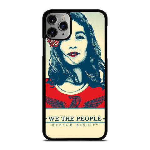 WE THE PEOPLE DEFEND THE DIGNITY-iphone-11-pro-max-case-cover