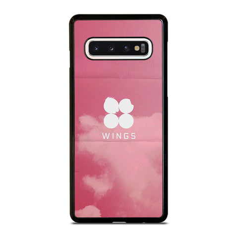 WINGS BTS BANGTAN ALBUM COVER Samsung Galaxy S10 Case Cover