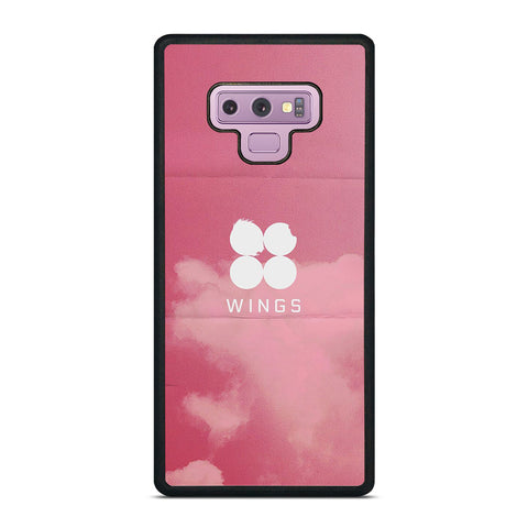 WINGS BTS BANGTAN ALBUM COVER Samsung Galaxy Note 9 Case Cover