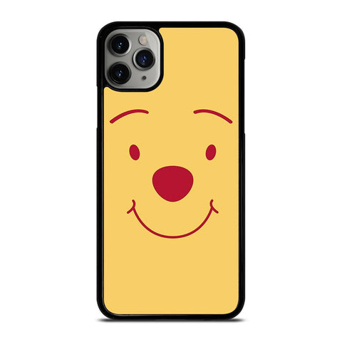 WINNIE THE POOH FACE-iphone-11-pro-max-case-cover
