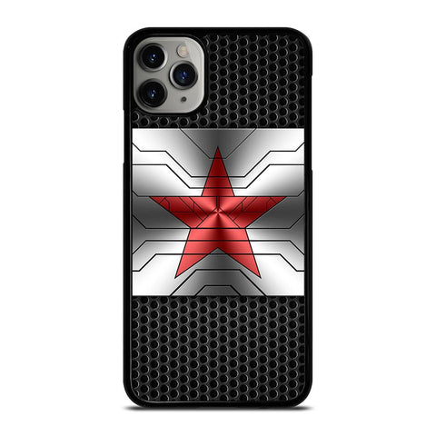 WINTER SOLDIER LOGO AVENGERS-iphone-11-pro-max-case-cover