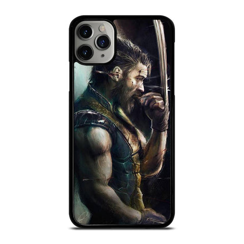 WOLVERINE MARVEL MOVE-iphone-11-pro-max-case-cover