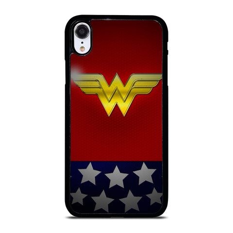WONDER WOMAN LOGO 2 iPhone XR Case Cover