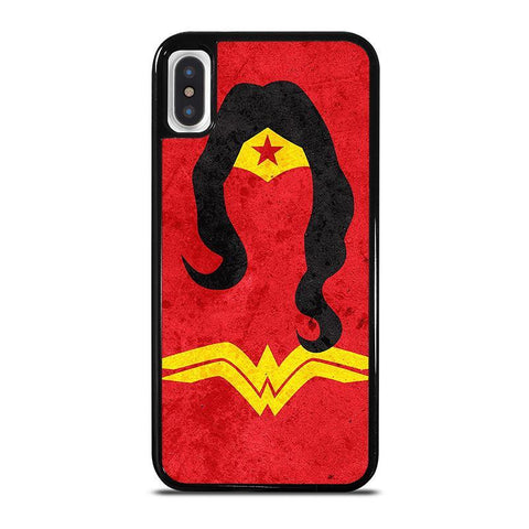 WONDER WOMAN ICON,-iphone-x-case-cover
