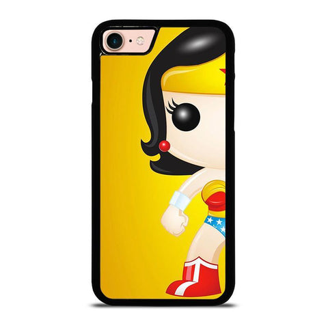 WONDER WOMAN KAWAII-iphone-8-case-cover