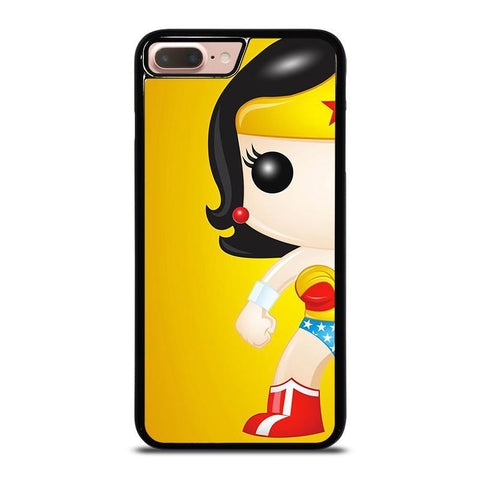 WONDER WOMAN KAWAII-iphone-8-plus-case-cover