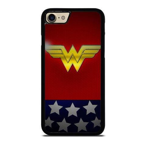 WONDER WOMAN LOGO 2-iphone-7-case-cover