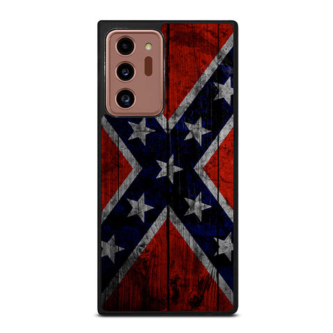 WOODEN REBEL FLAG iPhone XR Case Cover