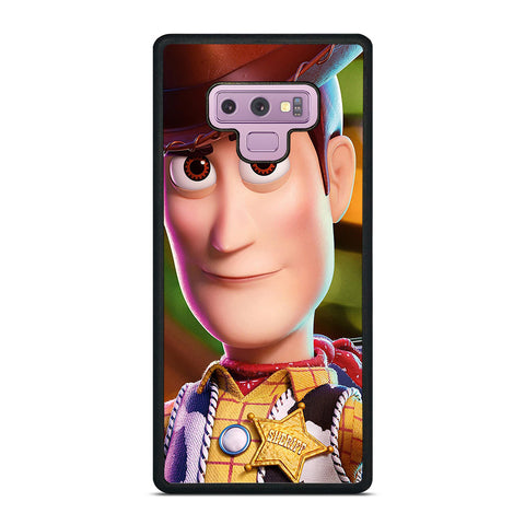 WOODY TOY STORY 4 DISNEY MOVIE Samsung Galaxy Note 9 Case Cover
