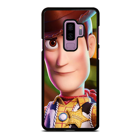 WOODY TOY STORY 4 DISNEY MOVIE Samsung Galaxy S9 Plus Case Cover