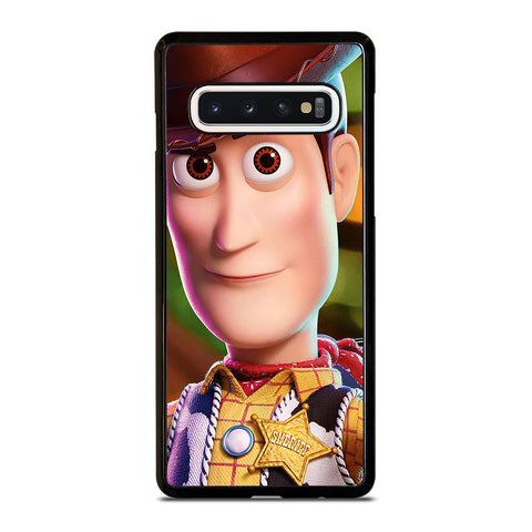 WOODY TOY STORY 4 DISNEY MOVIE Samsung Galaxy S10 Case Cover