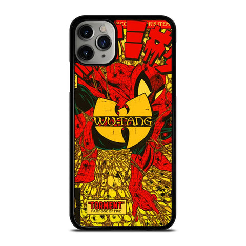 WUTANG CLAN SPIDER MAN-iphone-11-pro-max-case-cover
